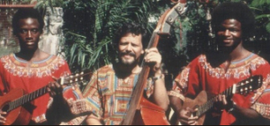 Jim Sawatsky and Kinshasa Trio